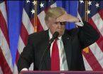 Trump asumirá como el más impopular presidente yanqui