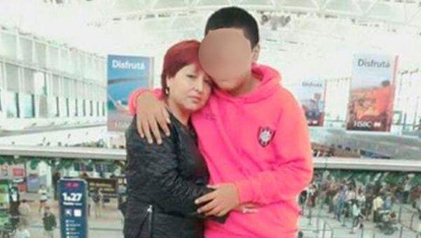 Piden echar del país a la madre del presunto asesino de Brian