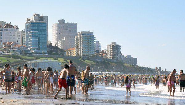 Otro día ideal para la playa con el mar como protagonista