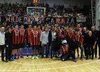 San Lorenzo festejó con un amplio triunfo el título en el Super 4
