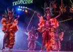 Cabaret Tropicana desembarca con su ritmo y sensualidad  en el Opera