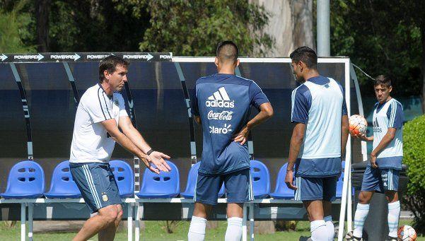 """El Sub 20, a Ecuador con """"responsabilidad"""" de clasificar al Mundial"""
