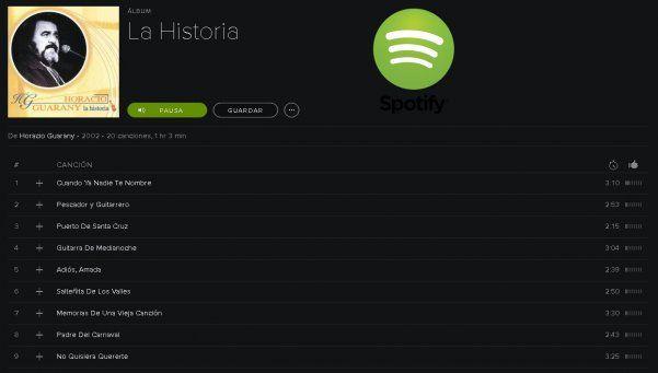 El Spotify del Popu: 15 temas para que no calle el cantor