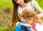 Cultivar con los chicos el amor a la naturaleza