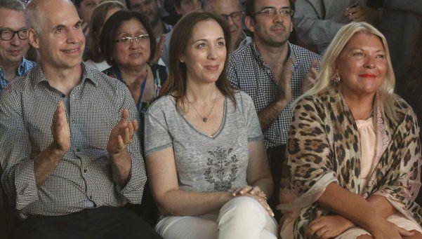Rodríguez Larreta: Sería un orgullo que Carrió sea candidata en la Ciudad