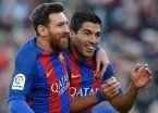Barcelona enfrenta al Eibar y busca no perderle pisada al Real
