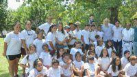 Cuatro mil chicos participan de las colonias de vacaciones de Lanús