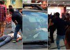 Escándalo | Fede Bal se coló en un McDonalds y generó una trifulca