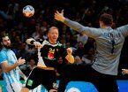 Los Gladiadores sufrieron una paliza en el Mundial de Handball