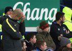 El Everton vapuleó al City de Pep y lo alejó de la zona caliente