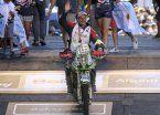 Dakar: Emiliano Carbonero, la sorpresa argentina en motos