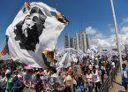 A un año de la detención de Milagro Sala, cortaron el Puente Pueyrredón