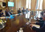 Macri encabezó la primera reunión de Gabinete de 2017