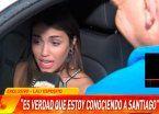 Lali Espósito confirmó su romance con Santiago Mocorrea