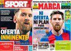 Alerta Messi: ¿el Barça juega con fuego?
