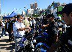 Ritondo incorporó más tecnología y logística para la policía de Mar del Plata y Miramar