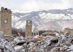 Cuatro sismos sacudieron el centro de Italia: un muerto