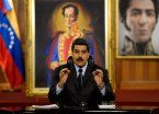 """Maduro: """"Si me lanzó como Presidente en Argentina, ganó con el 70%"""""""