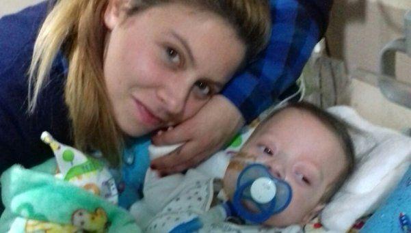 Tras la denuncia de DIARIO POPULAR, Benjamín y su mamá recibirán ayuda