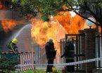 El incendio de Burzaco se cobró la primera víctima 6 días después