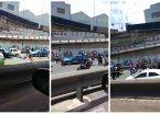 Persecución y tiroteo en la Perito Moreno