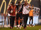 Confirmado: Denis Rodríguez se rompió los ligamentos