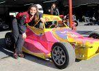 Una mujer llega a la Fórmula 4 NG: Dahiana Jaciura y sus curvas peligrosas