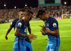 Sin despeinarse, Boca venció al Pincha en su debut en la Copa de Oro