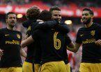 Vivo | Sin margen para el error, el Atlético de Simeone visita al Bilbao
