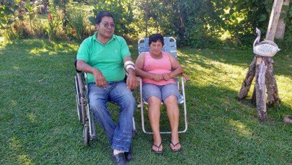 Vecinos exigen la urgente conexión de la red de agua