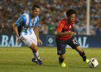 Racing e Independiente ya viven el clásico en Salta