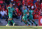 Goles argentinos por el mundo: Fabbro y un golazo de tiro libre