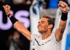 Abierto de Australia: Nadal y Goffin definieron los cuartos de final