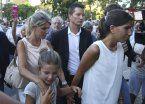Papa Francisco recibirá a las hijas y a la ex esposa de Nisman