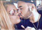 Morena Rial ya convive con su novio