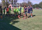 Un triunfo por duplicado para el Halcón ante Vélez