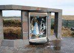 Malvinas: ataque vandálico contra el cementerio de Darwin