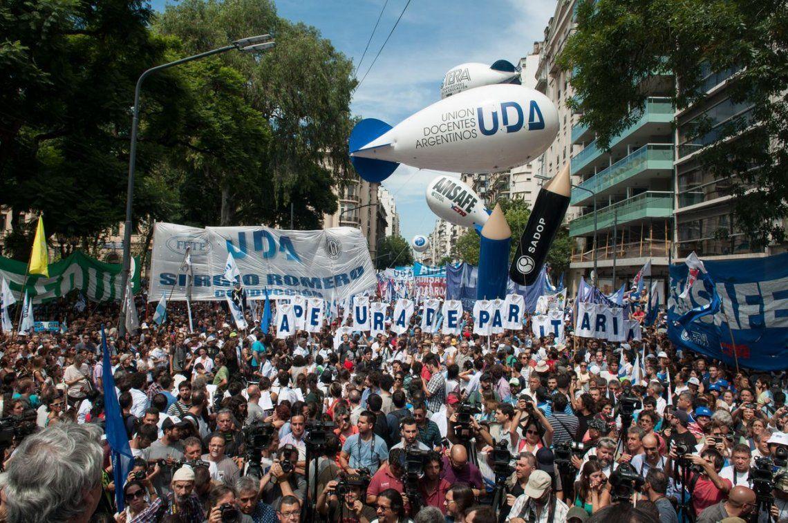 Foto: Martín Di Maggio / Diario Popular