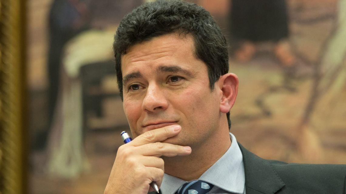 <p>Sergio Moro, Juez Federal de Curitiba, Brasil.</p>
