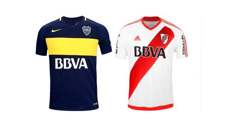 ¿Superclásico en las camisetas? Boca firmaría con Adidas y River mira de reojo