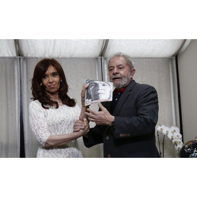 Cristina Kirchner, sobre la impugnación de la candidatura de Lula: Arrasaron con el Estado de Derecho