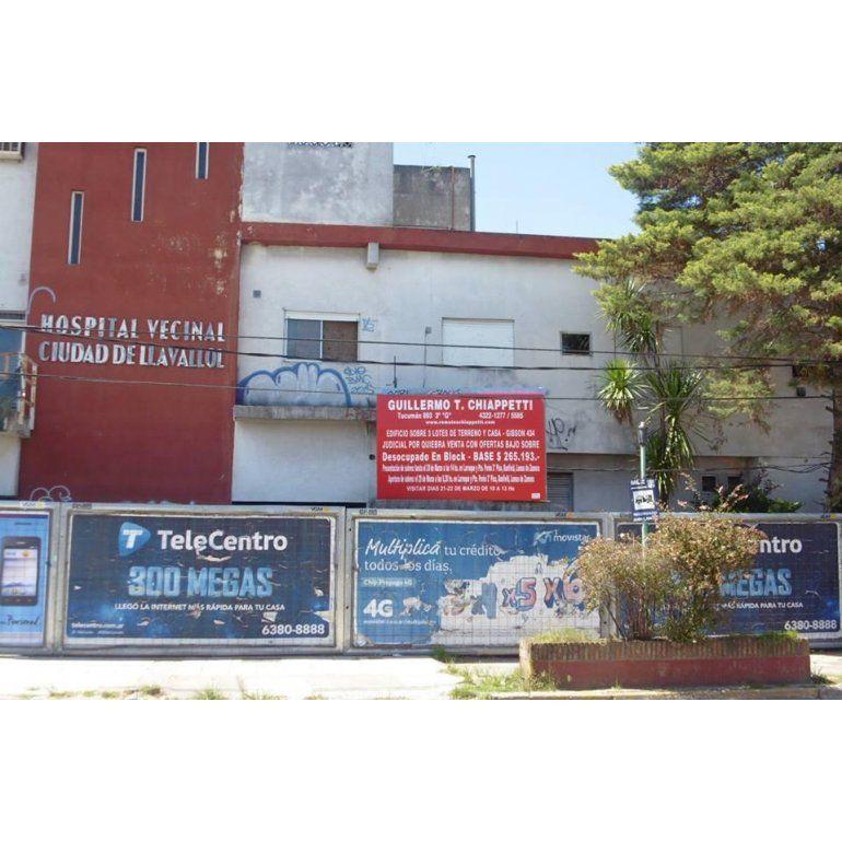 Gobierno De Lomas Compr Edificio Del Hospital Vecinal