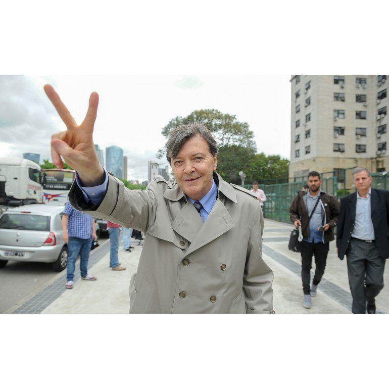 Dejan firme el procesamiento y preventiva de César Milani