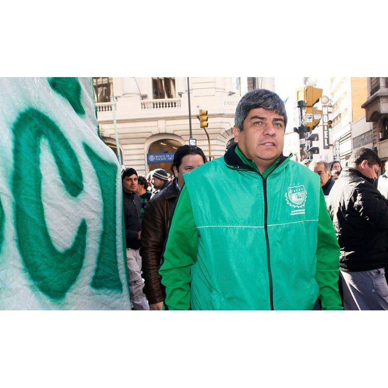 Pablo Moyano: El paro nacional ya tiene fecha