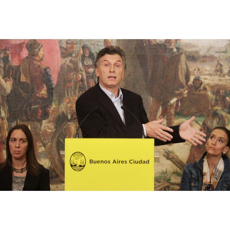 Macri censuró un libro en las escuelas porteñas