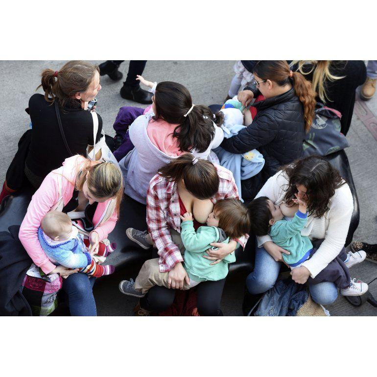 Actividades en La Matanza por la Semana de la Lactancia Materna