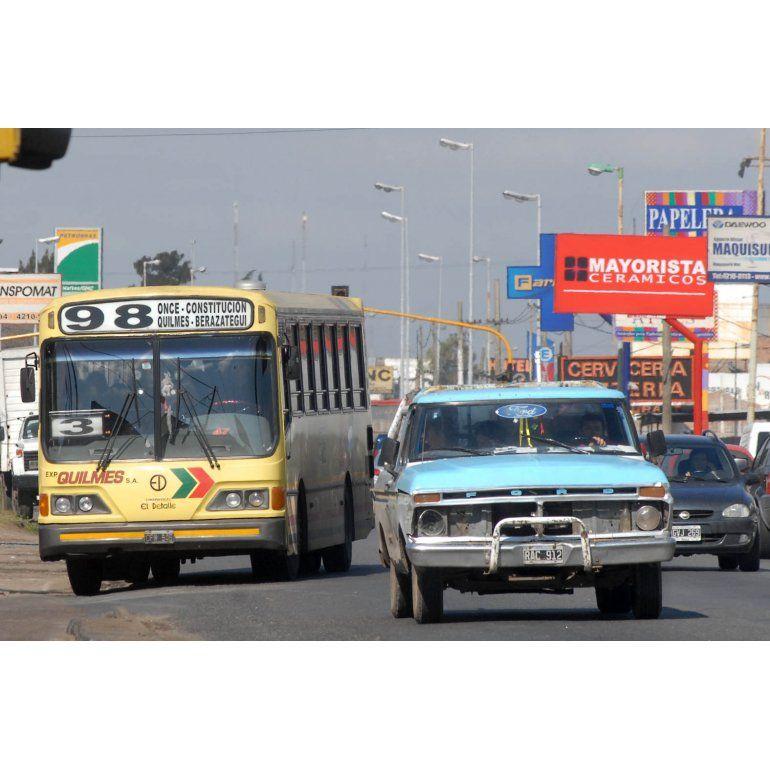 Quilmes, Berazategui y Varela tendrán su Metrobus