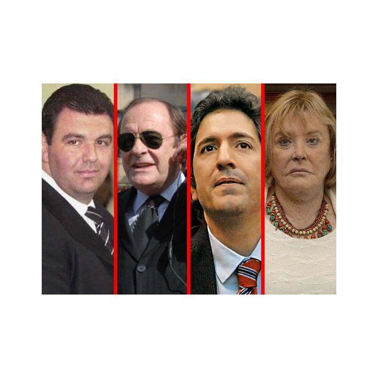 Quiénes son y qué causas llevan los jueces federales