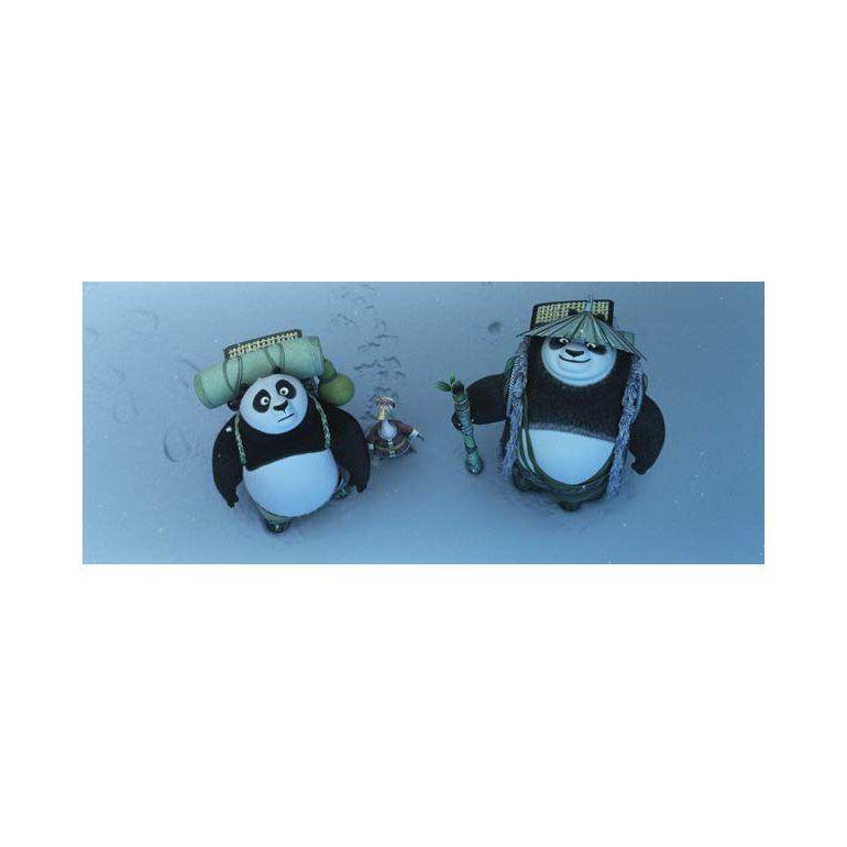 Crítica | Kung Fu Panda 3: mucho kung fu, pocas ideas