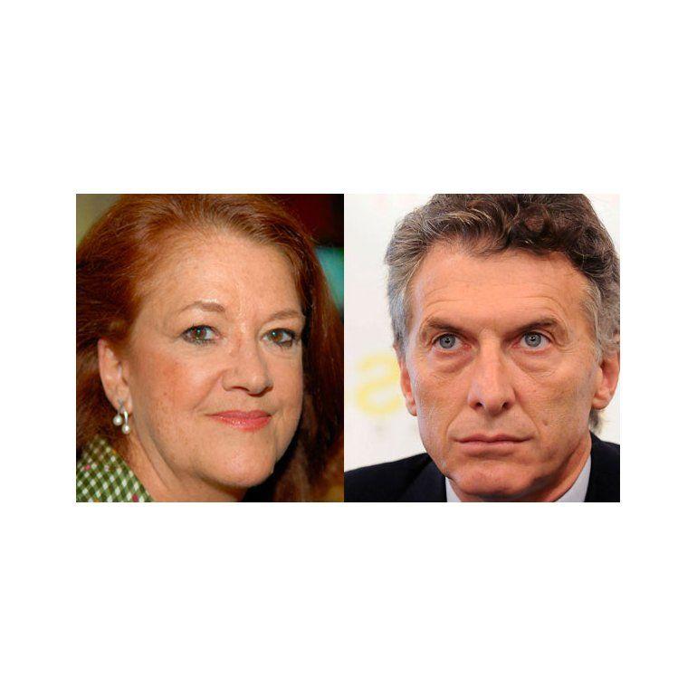 Malvinas: Alicia Castro destrozó a Macri por la reunión con Cameron